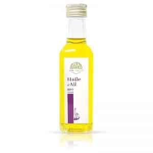 huile d'ail BIO 100ml 1001 vertus