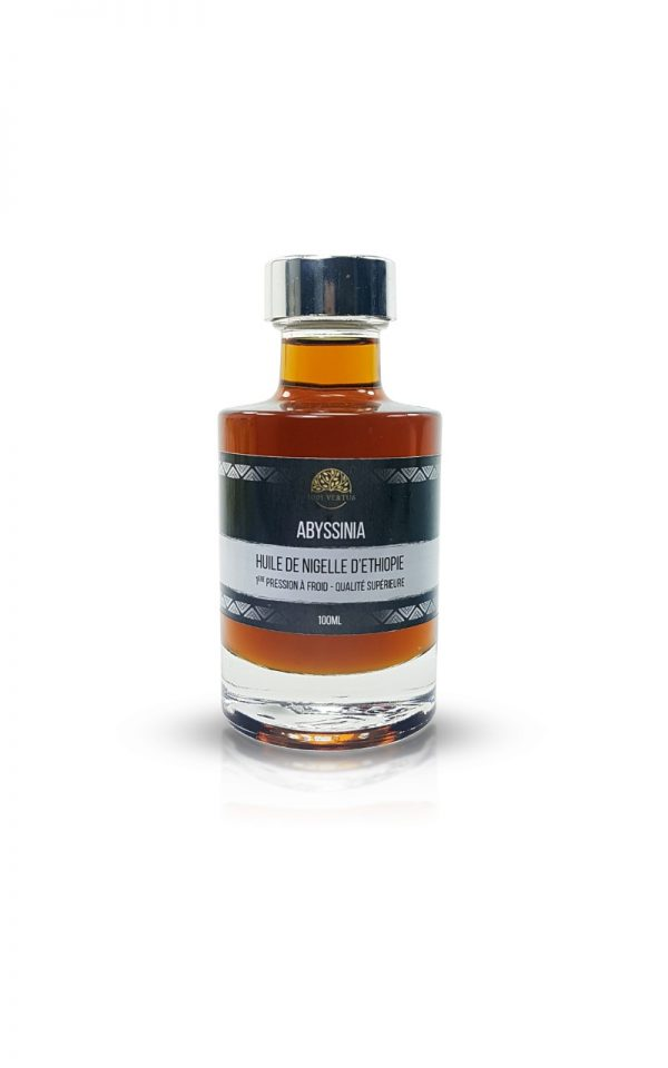 huile de nigelle d'Ethiopie 100ml 1001 vertus