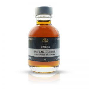 huile de nigelle d'Ethiopie 50ml 1001 vertus