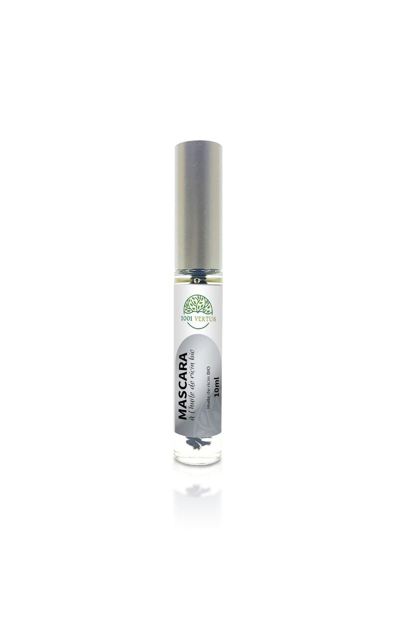 mascara à l'huile de ricin BIO - 1001 vertus