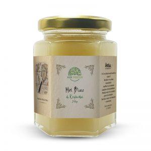 miel blanc du Kirghizistan 250g - 1001 vertus