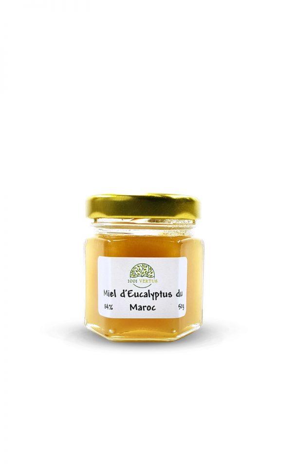 miel d'Eucalyptus du Maroc 50g - 1001 vertus