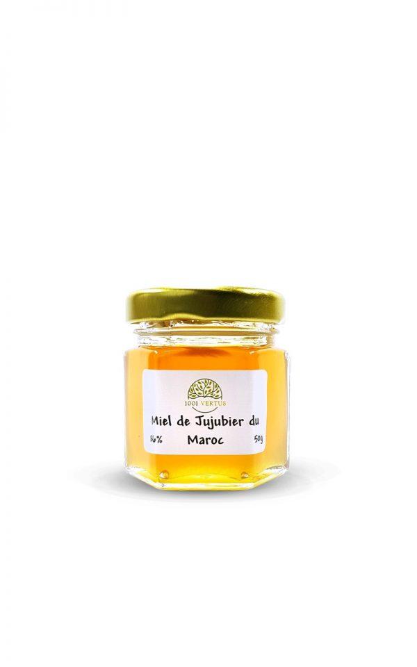 miel de jujubier du Maroc 50g - 1001 vertus