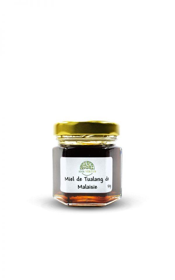 miel de Tualang de Malaisie 50g - 1001 vertus