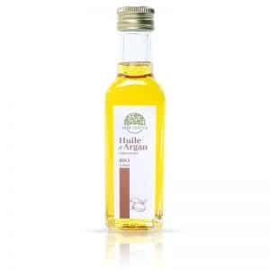 huile d'argan alimentaire BIO 100ml 1001 vertus