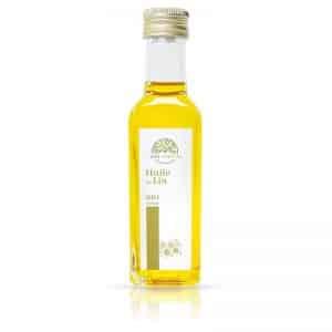 huile de lin BIO 100ml 1001 vertus