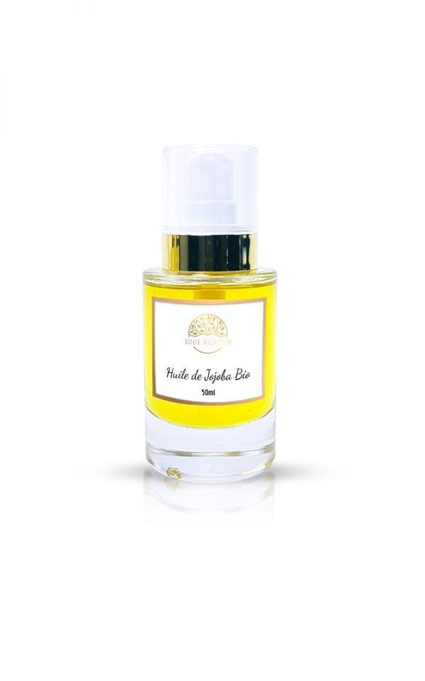 huile de jojoba BIO 50ml - 1001 vertus