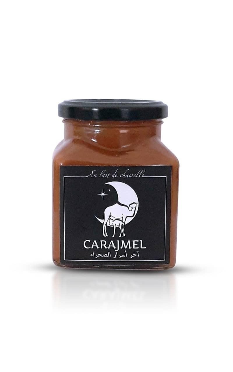 Carajmel, la confiture de lait de chamelle