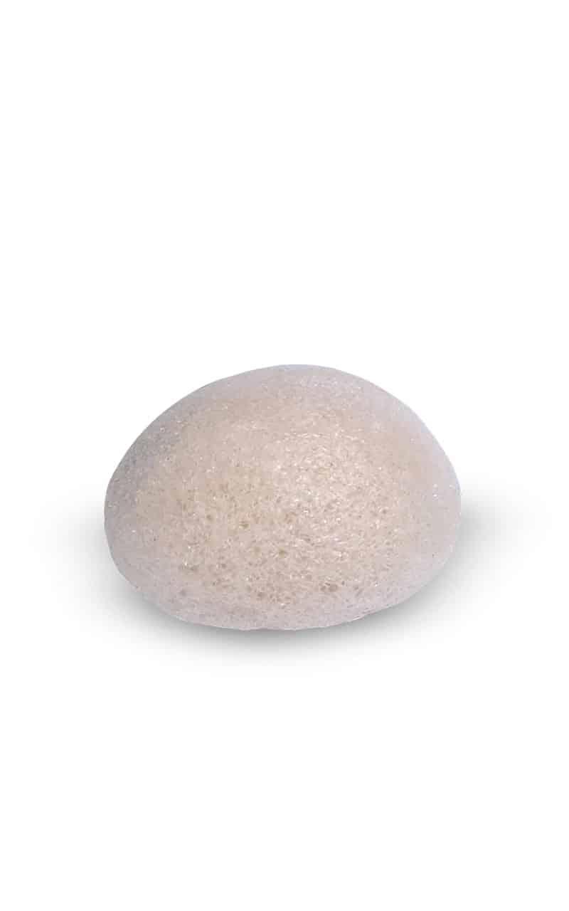 Eponge konjac 100% naturelle - 1001 vertus