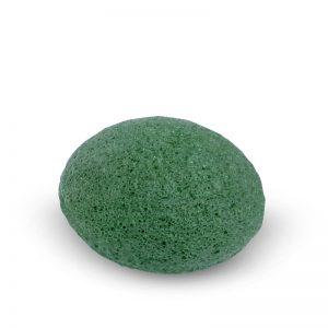 Eponge konjac au thé vert - 1001 vertus