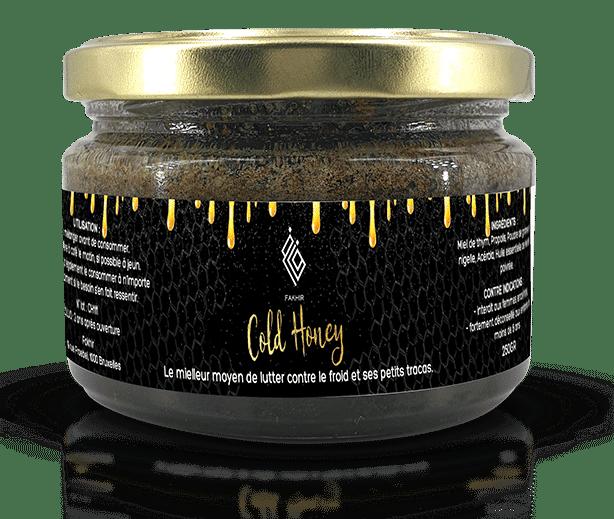Cold honey - Le mielleur moyen de lutter contre le froid et ses petits tracas