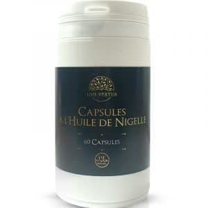 Capsule à l'huile de nigelle - 1001 vertus
