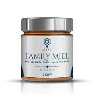 Family miel - 1001 vertus