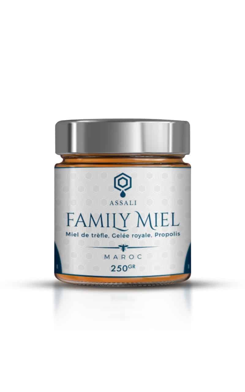 Family miel - La préparation 100% naturelle pour toute la famille