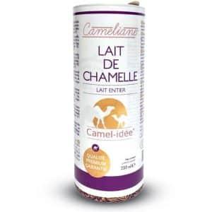lait de chamelle liquide UHT - 1001 vertus