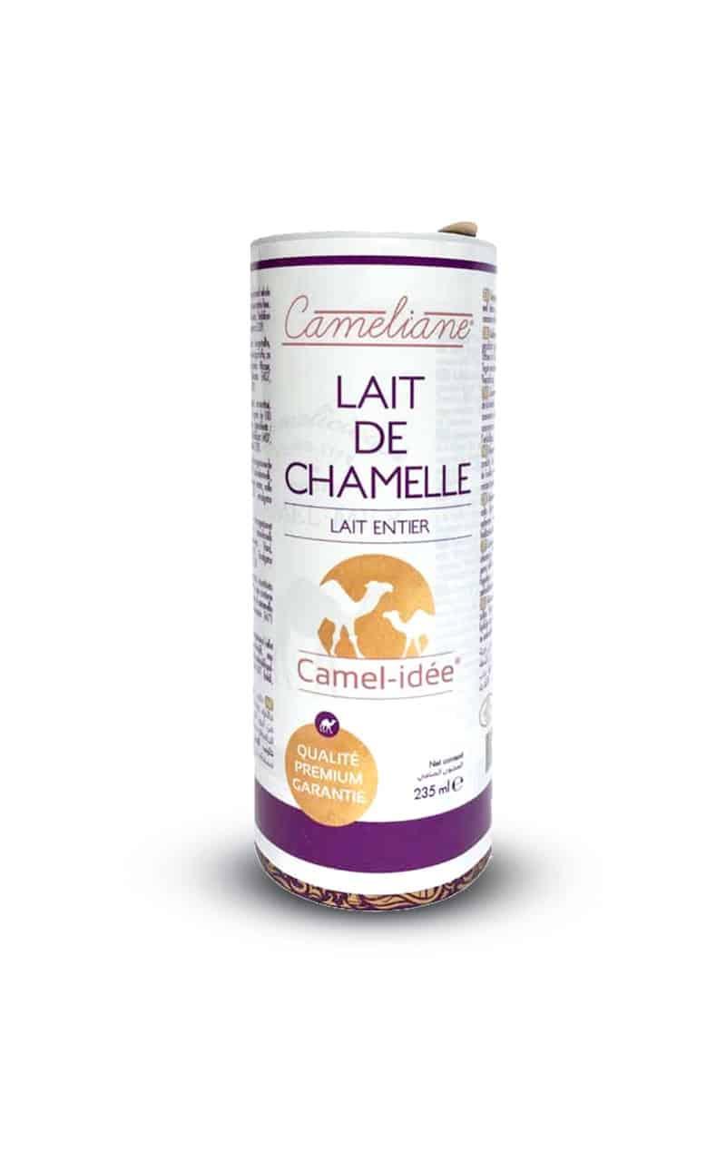 Lait de chamelle liquide UHT - Cameliane