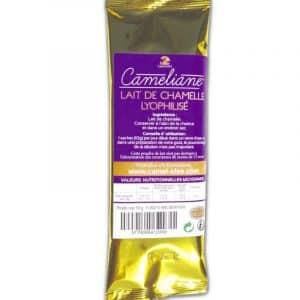 lait de chamelle en poudre dosette 10g - 1001 vertus