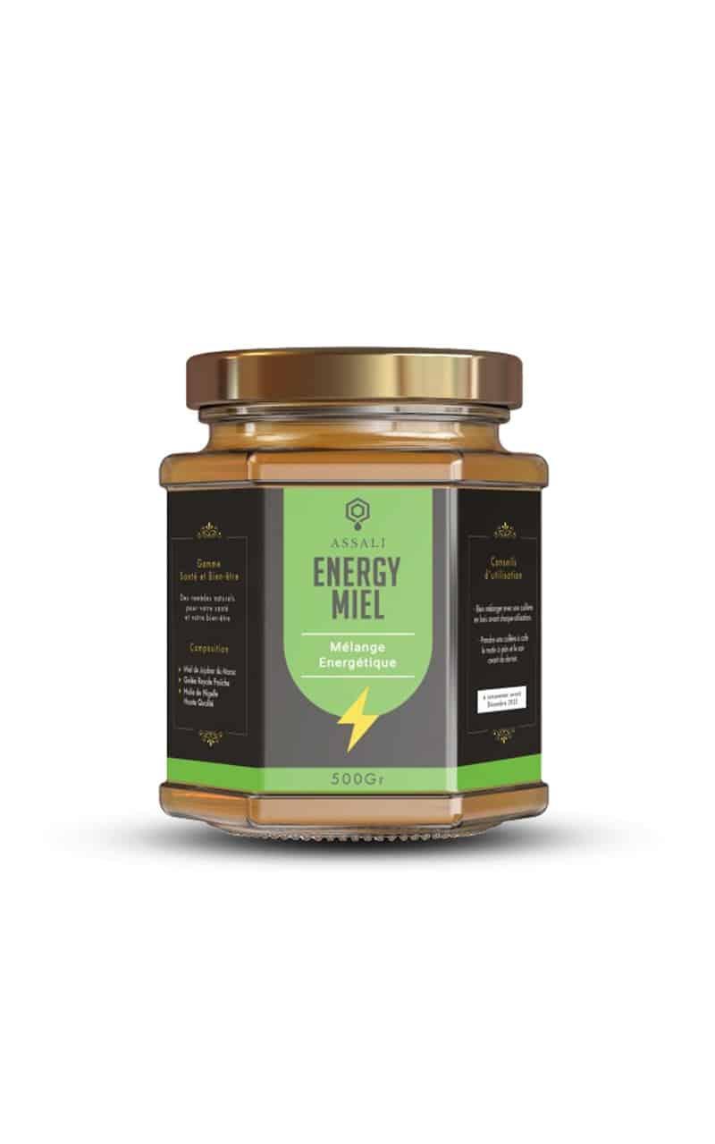 Energy miel - Assali
